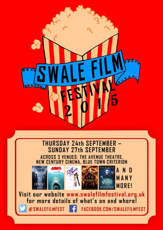 Swale Film Festival Poster Sarah Cochrane
