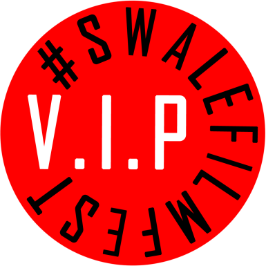 Swale Film Festival Badge Design by Sarah Cochrane